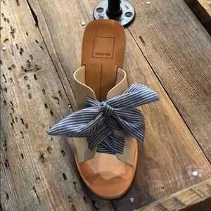 Brand new Dolce Vita cream chunky heel